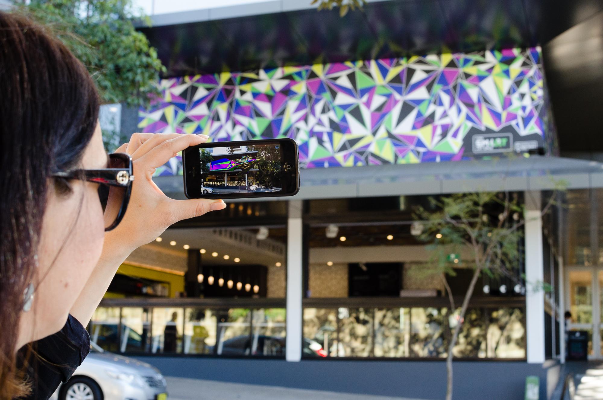COFA Smart Art augmented reality